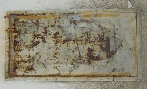 Rusty Panel by tmm-textures