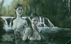 Riverwitchs by wll4u