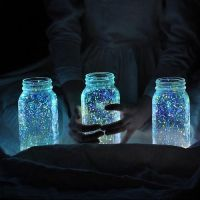 Make Glowing Firefly Jars by tracylopez