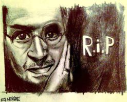 R.I.P. Steve Jobs by EJ2letters