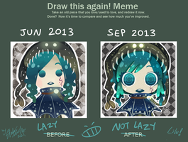 Meme- before after yoooo by Lilu-Leloo