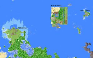Minecraft Server Personal Territory by Okamikurainya