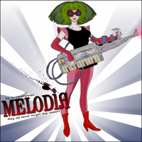 Vector de Melodia by LordStrike