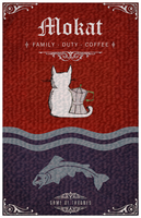 Family, duty, coffee by TheHalfBloodPierrot