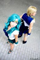 Protective shadow -HaruMichi by uchimakiPro