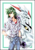 (SRWOG) Masaki Andoh and Cybuster by Penzoom