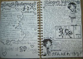 s.m.a.p visual diary 6-7 by loveandpeacetotoro