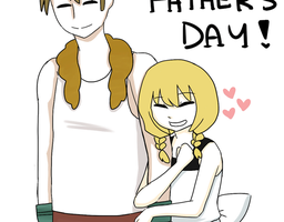 Happy Father's Day! by LucidLunacy