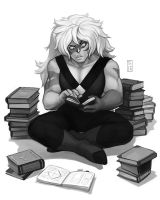 +SU+ bookworm by Tench