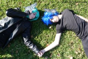 Kaito x Mikuo - VOCALOID MAGNET (II) by ExionYukoCosplay
