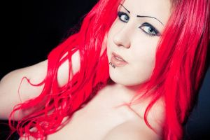 Staceys Face by DavidKanePhotography