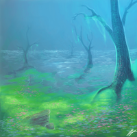 background speedpaint by Foxbat-Sullavin
