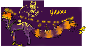 Hallow ref. sheet by consciences