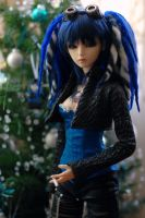 Christmas Candid by prophetek