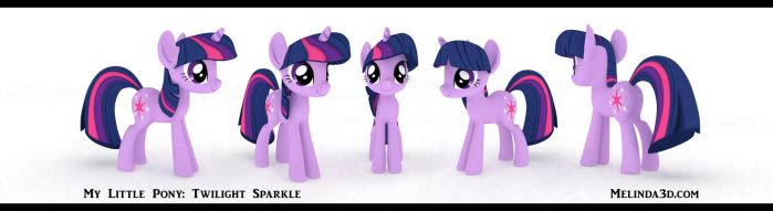 Twilight Sparkle by Rivenchan