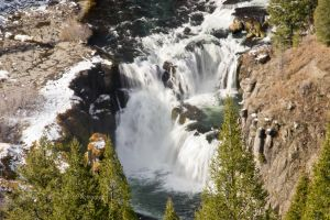 Lower Mesa Falls 2 by melly4260