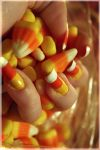 Candy corn by Speechlessly