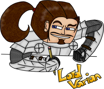 New dA ID: Lord Varian. by Lord-Varian