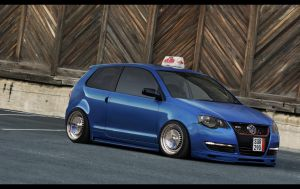 Volkswagen Polo by wallla