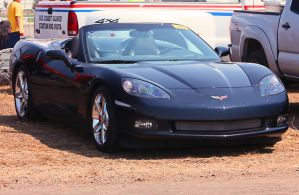 Corvette at Drags by StallionDesigns