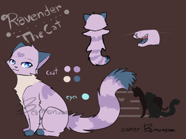 [OC] Ravender Ref by baimon2000