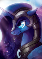 Commander Luna by Tracyelicious