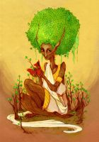 dryad by faQy