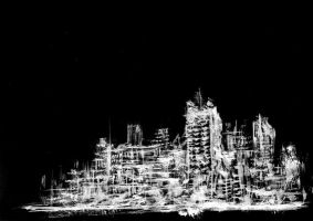 Black City by MrLV