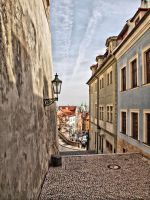 Prague - street 2 by FrantisekSpurny