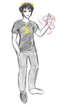 Lame Sollux by nyanchanX3