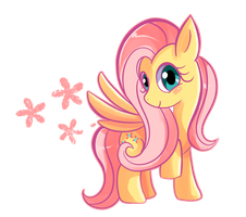 Fluttershy by Ipun