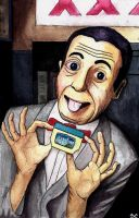 Pee Wee's Playhouse by DaveCurtis
