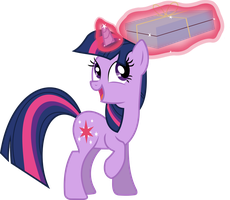 Twilight has a very special gift for you! by CaNoN-lb