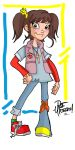 Punky Brewster by roemesquita