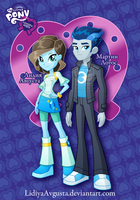 Martin Lotos and Lidya Avgusta - Equestria Girls by LidiyaAvgusta