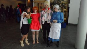 Midlands MCM Expo 2012- STUDIO GHIBLI YEY by Hatters-Workshop