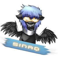 Nameplate: Sinaq by miss-mixi