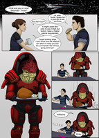 Mass Effect: Hide And Seek P2.1 by JulianneKnight