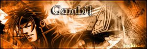 Gambit - sig by rageCry-SM