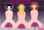 Female Enslavement Devices by hypnovoyer