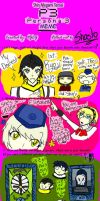 Persona 3 Meme P3P by Shaslo