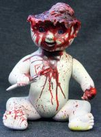 ROT TOT Mini 'Tasty Brains' by Undead-Art