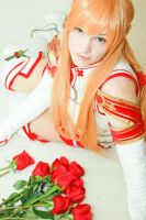 Asuna Cosplay: Find You Again by ashelikescake