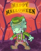 Happy Halloween by KickTyan