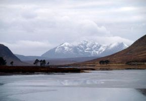 Loch Droma, Wester Ross by piglet365