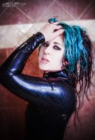 Latex Shower II by Miss-MischiefX