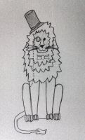 Dandy Lion by PaultheMediocre