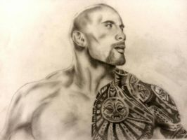 The Rock by josh163