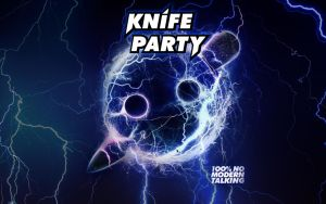 Knife Party Wallpaper by Andenix