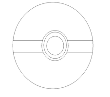 Pokeball Base by mikohoshina